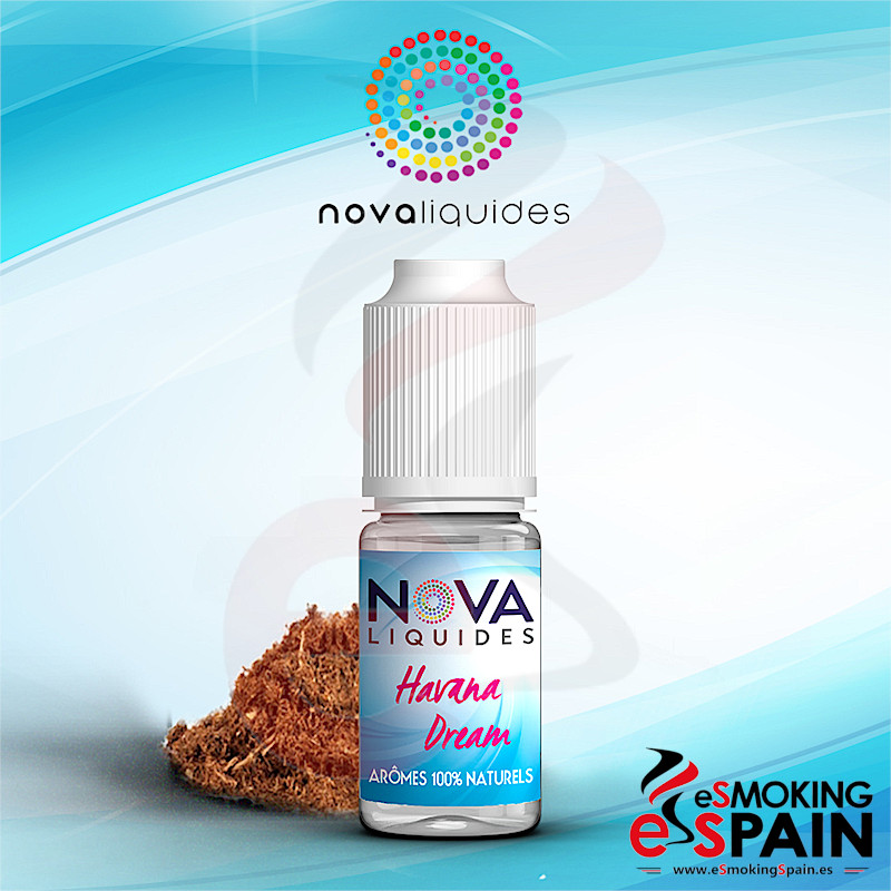 Aroma Nova Liquides Galaxy Havana Dream 10ml