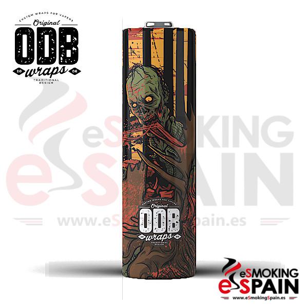 4x Wrap ODB 18650 Devour