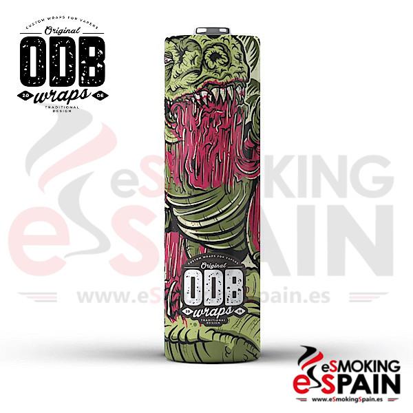 4x Wrap ODB 18650 Dino V2