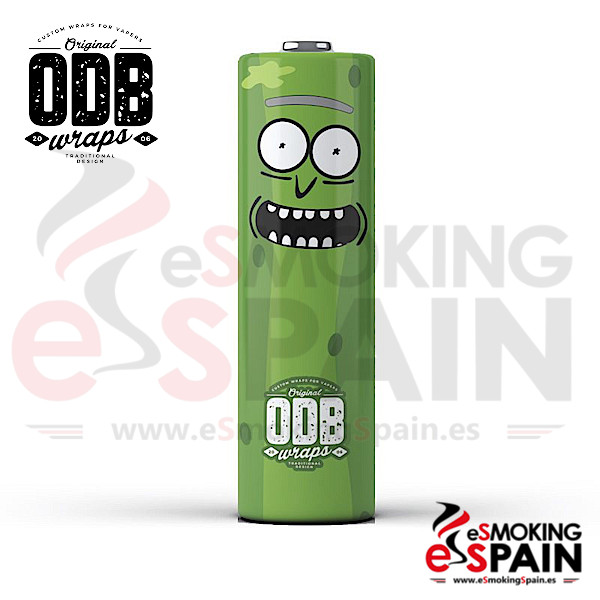 4x Wrap ODB 18650 Pickle