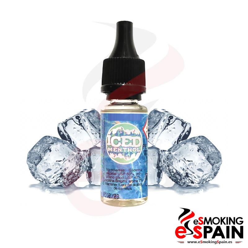 Liquido Oil4Vap Iced Menthol 10ml