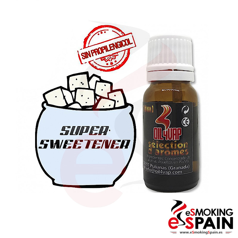 Molecula Oil4Vap Free PG Super Sweetener 10ml (nº125)