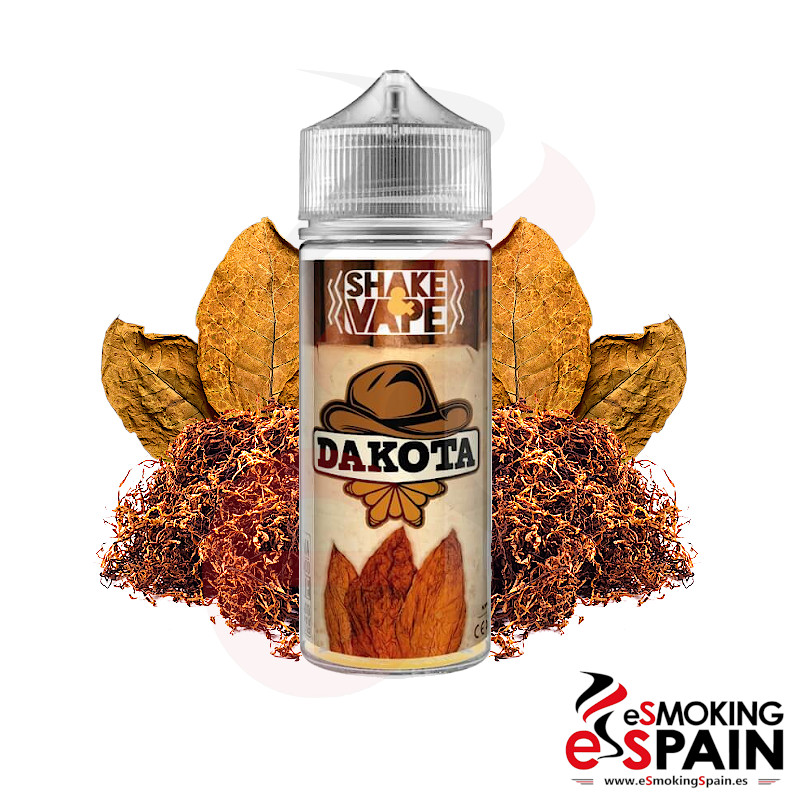 Liquido Oil4Vap Semimacerado Dakota 60ml/120ml 0mg