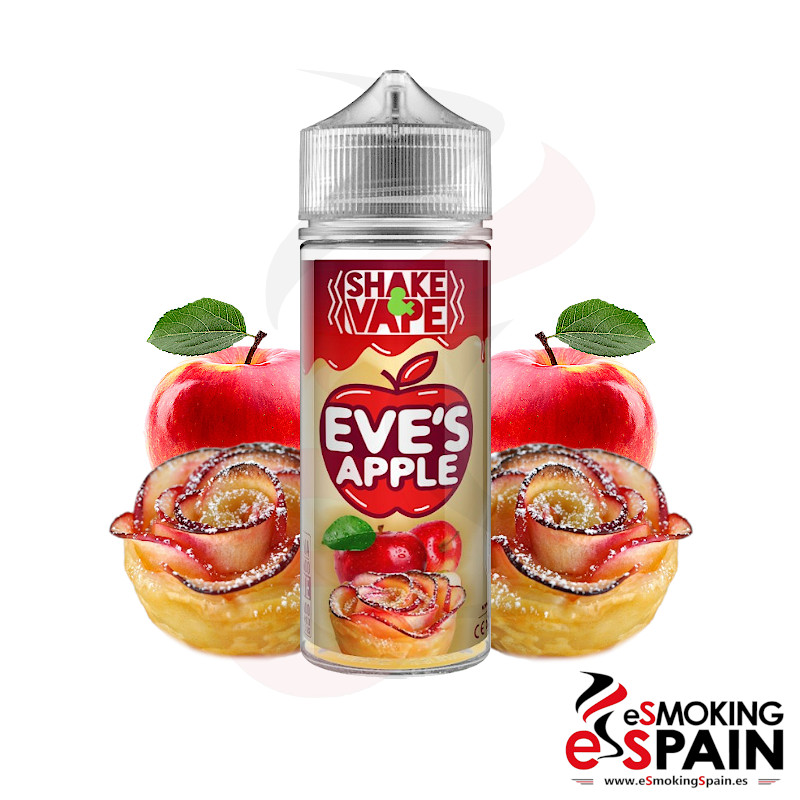 Liquido Oil4Vap Semimacerado Eves Apple 60ml/120ml 0mg