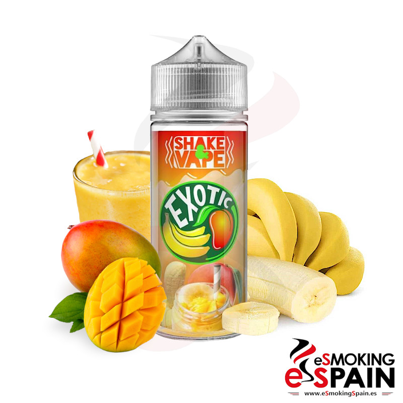 Liquido Oil4Vap Semimacerado Exotic 60ml/120ml 0mg