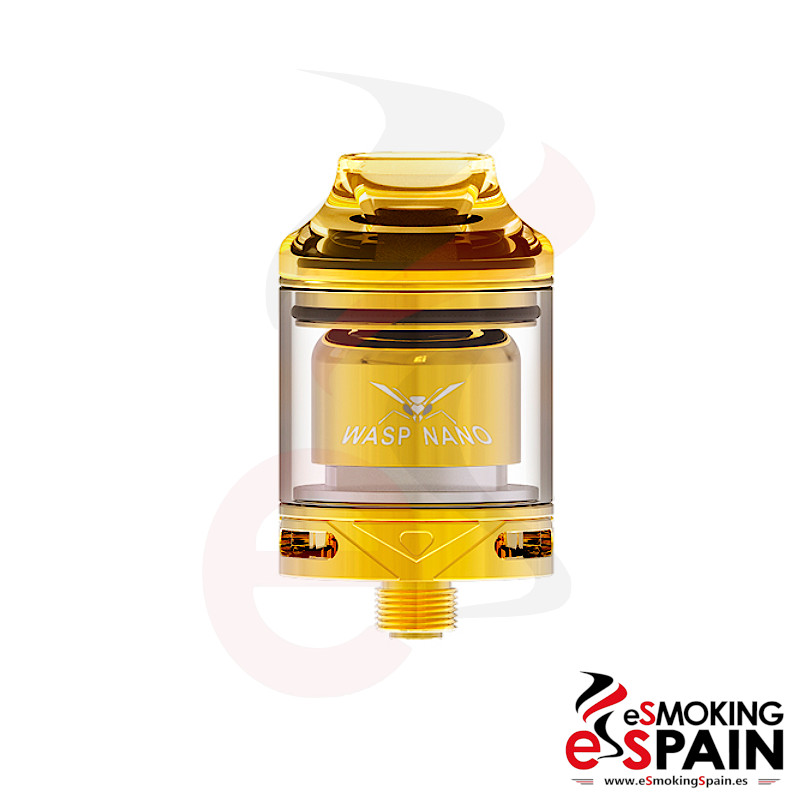 Oumier Wasp Nano RTA 2ml Gold