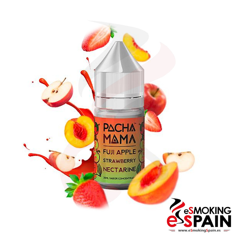 PachaMama Fuji Apple Strawberry Nectarine 30ml (nº1)