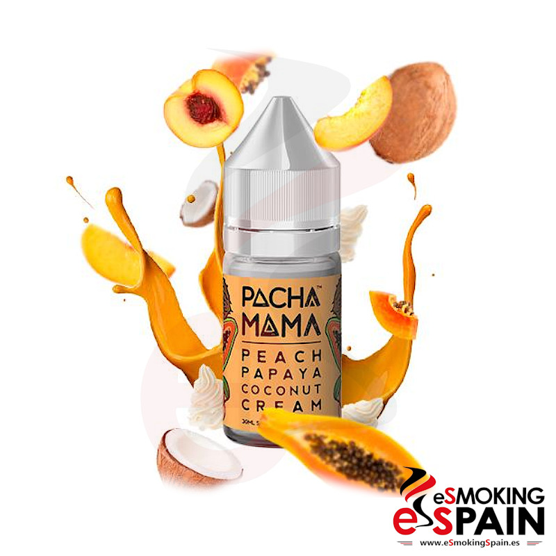 PachaMama Peach Papaya Coconut Cream 30ml (nº2)