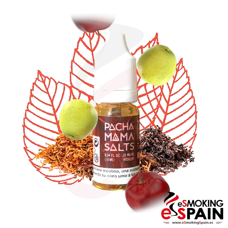 PachaMama Salts Apple Tobacco 10ml 20mg