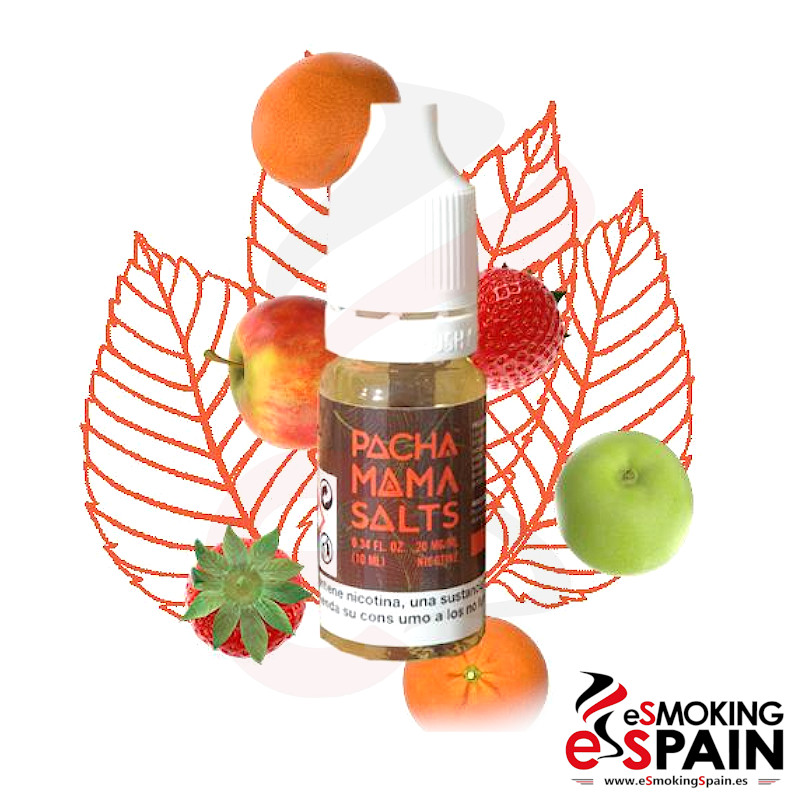 PachaMama Salts Fuji Apple 10ml 20mg