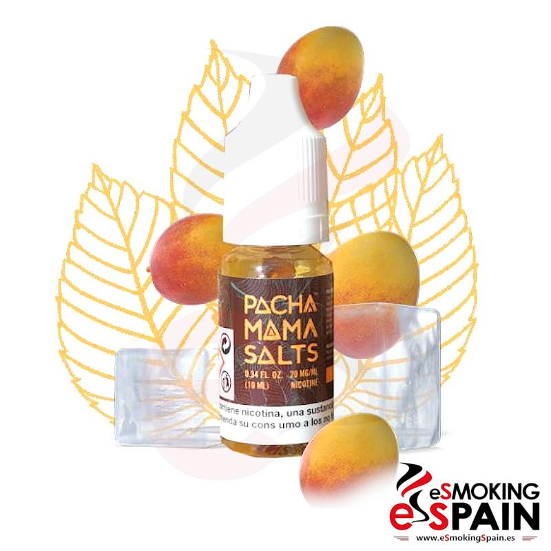 PachaMama Salts Icy Mango 10ml 20mg