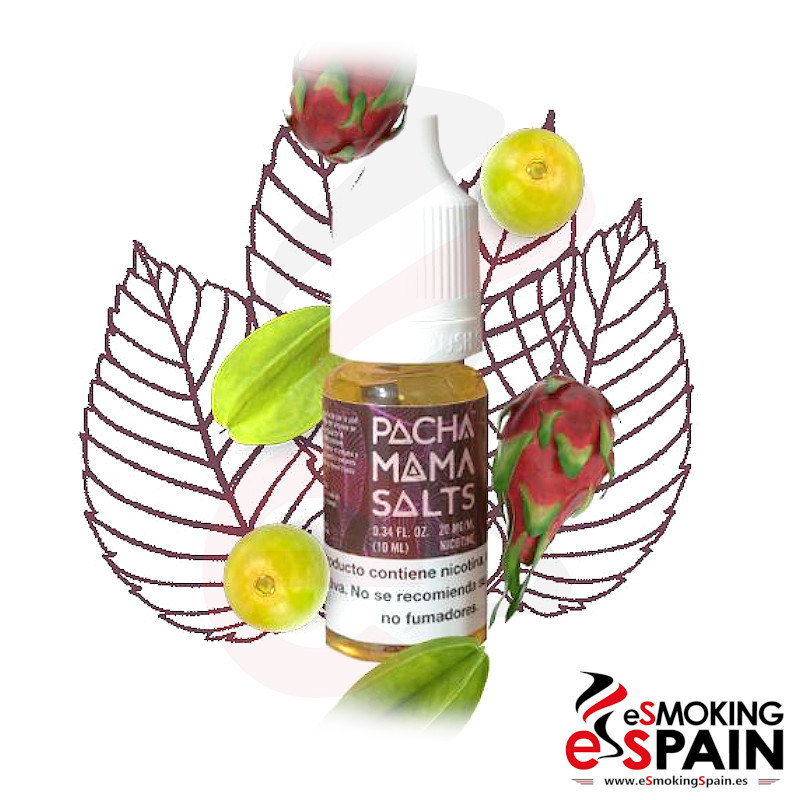 PachaMama Salts Starfruit Grape 10ml 20mg