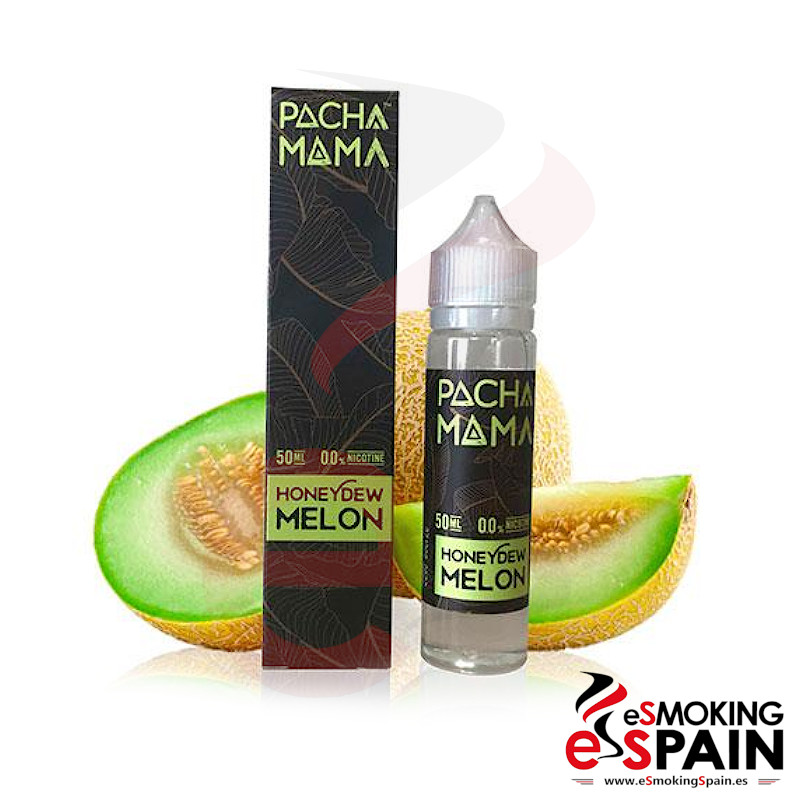 Pachamama SubOhm Honeydew Melon 50ml 0mg