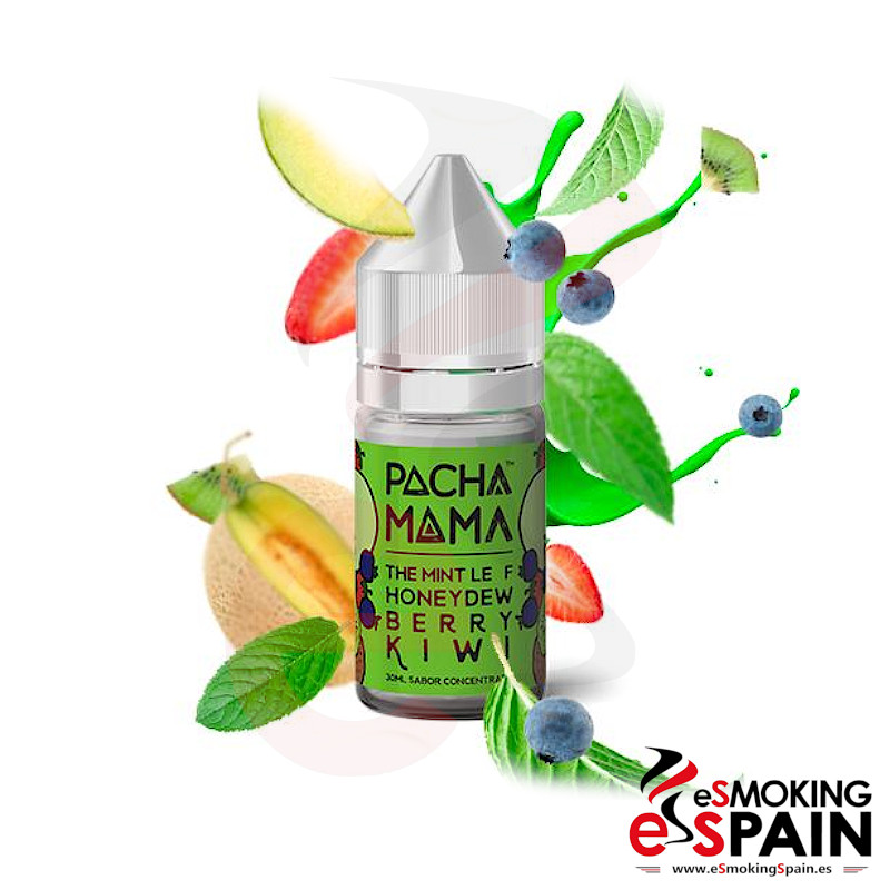 PachaMama The Mint Leaf Honeydew Berry Kiwi 30ml (nº3)