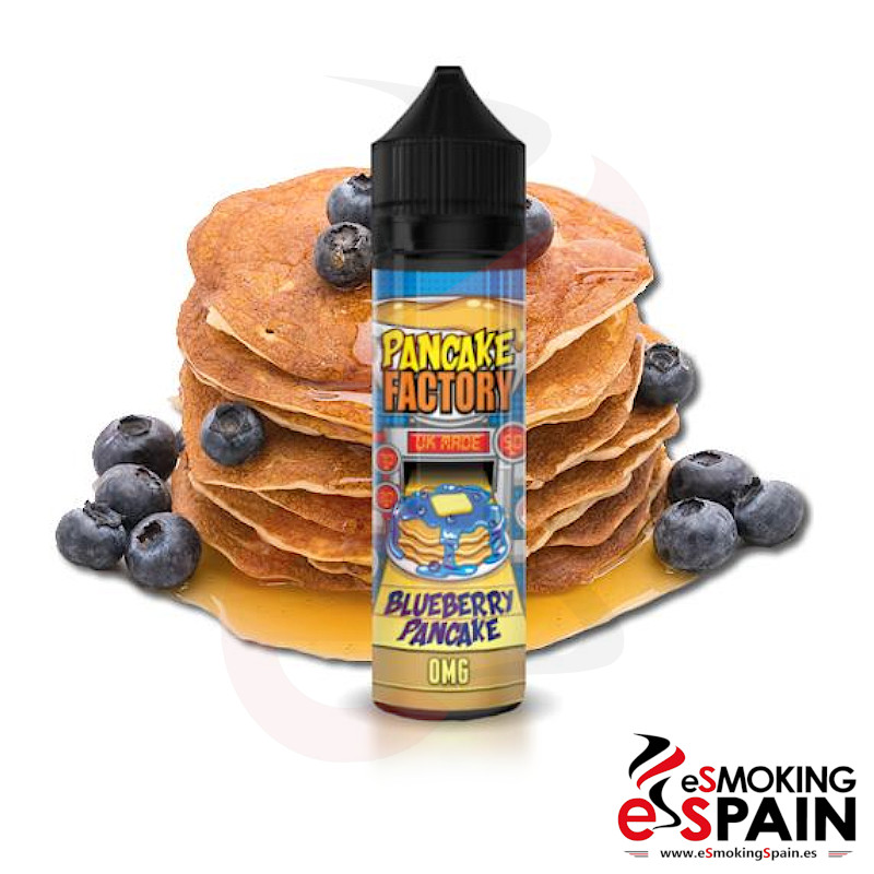 PanCake Factory Blueberry Pancake 50ml 0mg