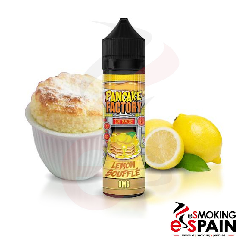 PanCake Factory Lemon Souffle 50ml 0mg