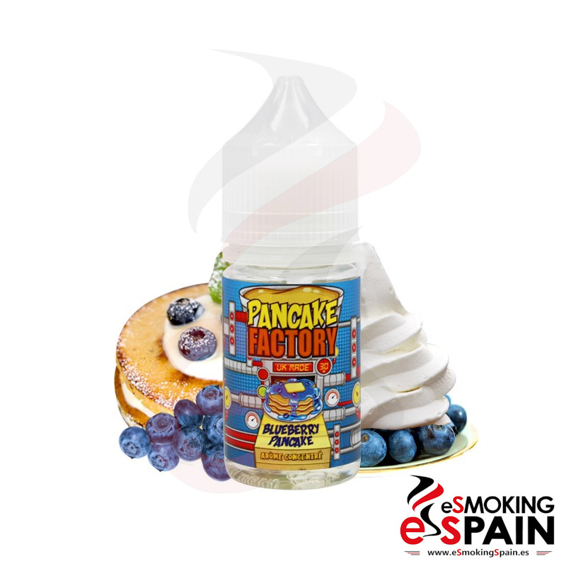 PanCake Factory Blueberry Pancake 30ml