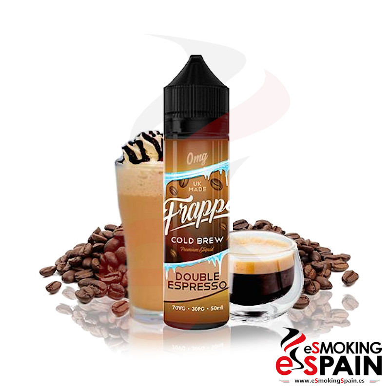 PanCake Factory Double Espresso 50ml 0mg