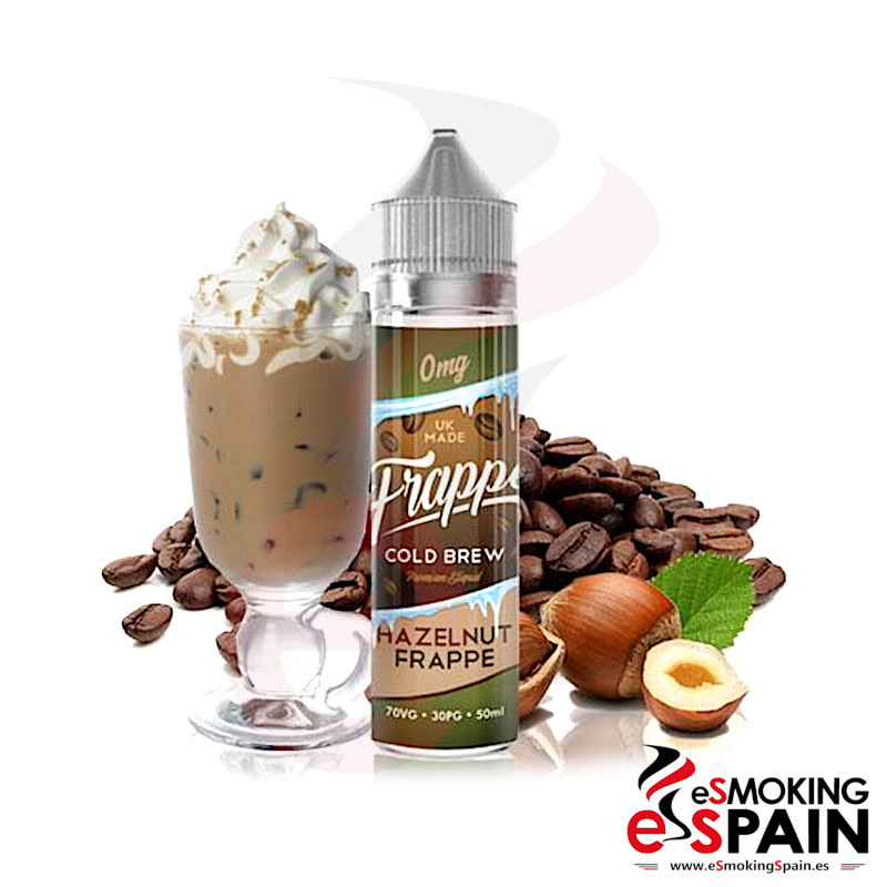 PanCake Factory Hazelnut Frappe 50ml 0mg
