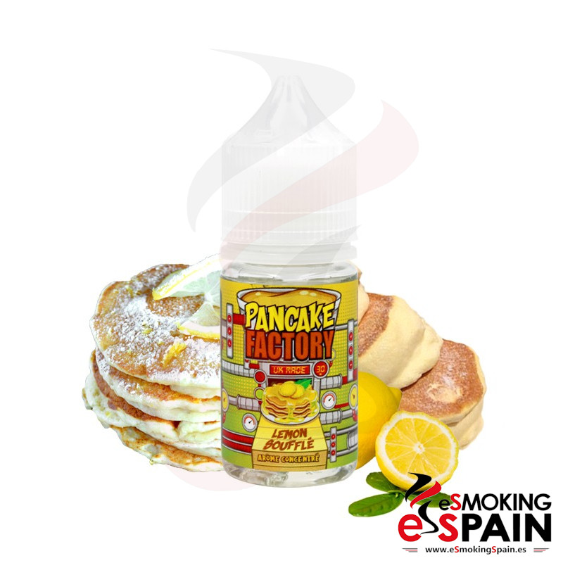 PanCake Factory Lemon Souffle 30ml