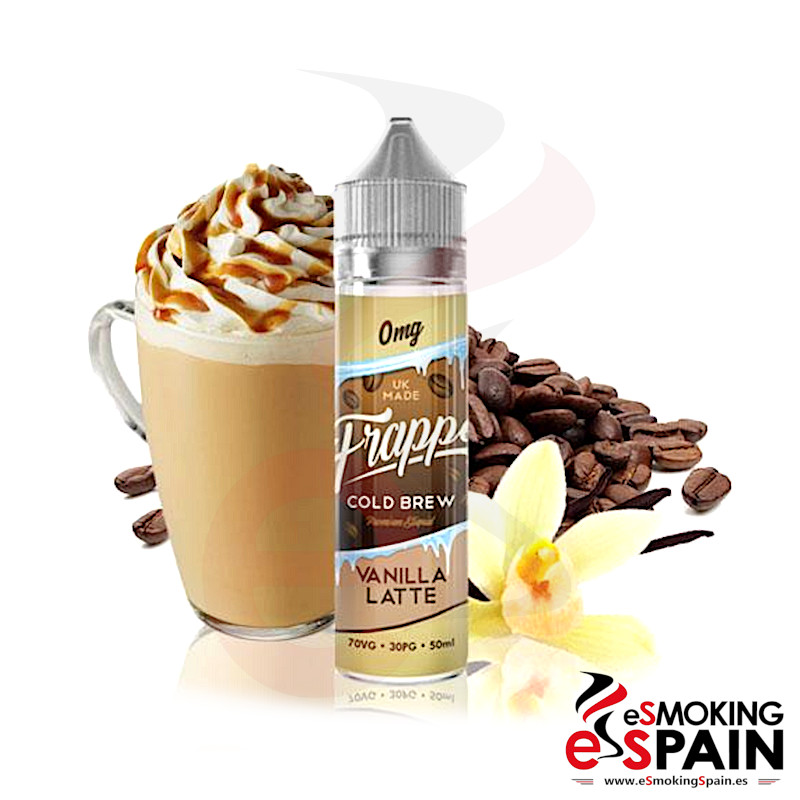 PanCake Factory Vanilla Latte Frappe 50ml 0mg