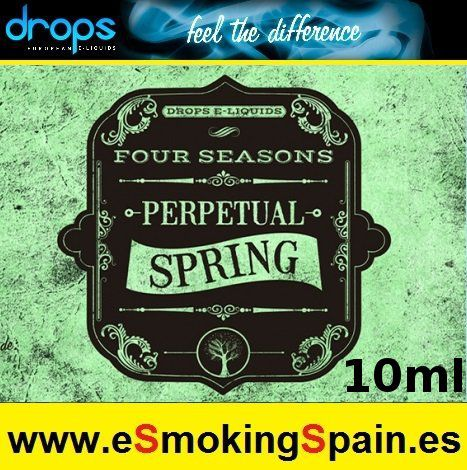 Eliquid Drops Four Seasons Perpetual Spring 10ml