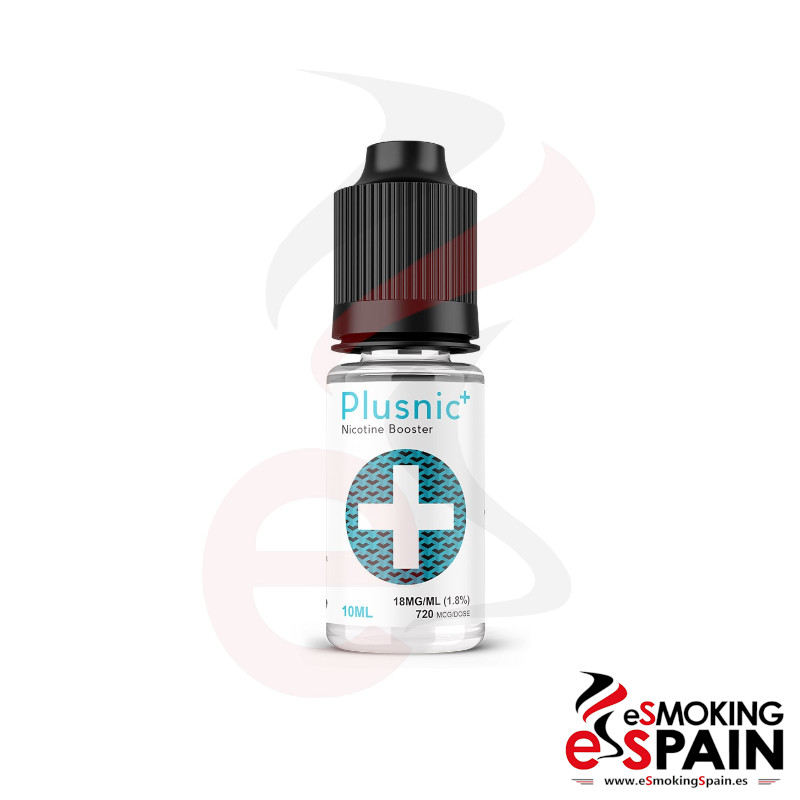 Plusnic Nicotine Booster 18mg/ml 10ml