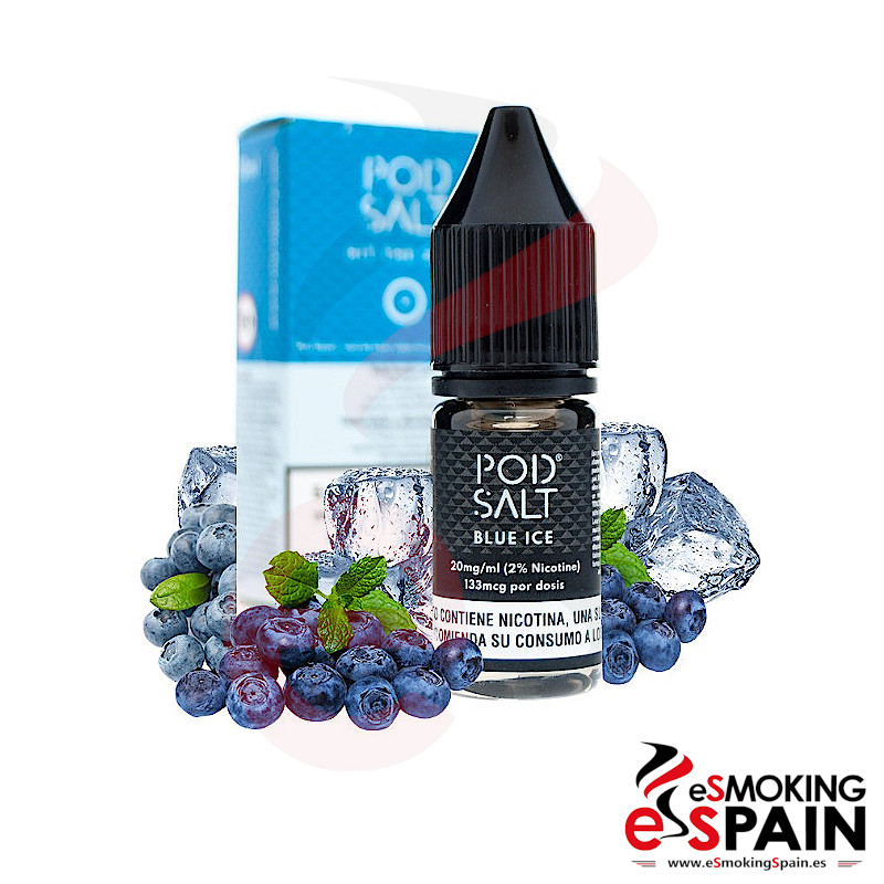 Pod Salt Blue Ice 10ml 20mg