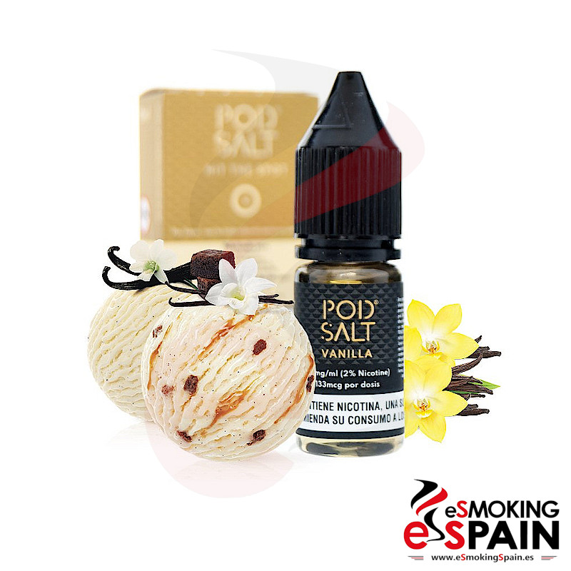 Pod Salt Vanilla 10ml 20mg