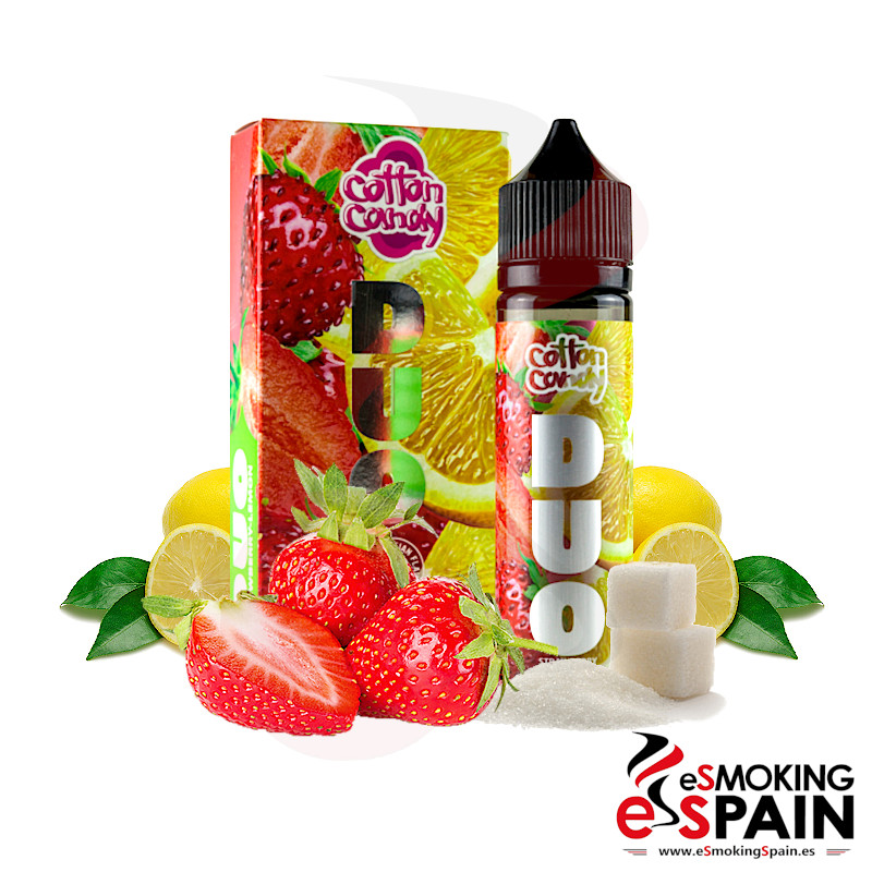 DUO Strawberry Lemon 50ml 0mg