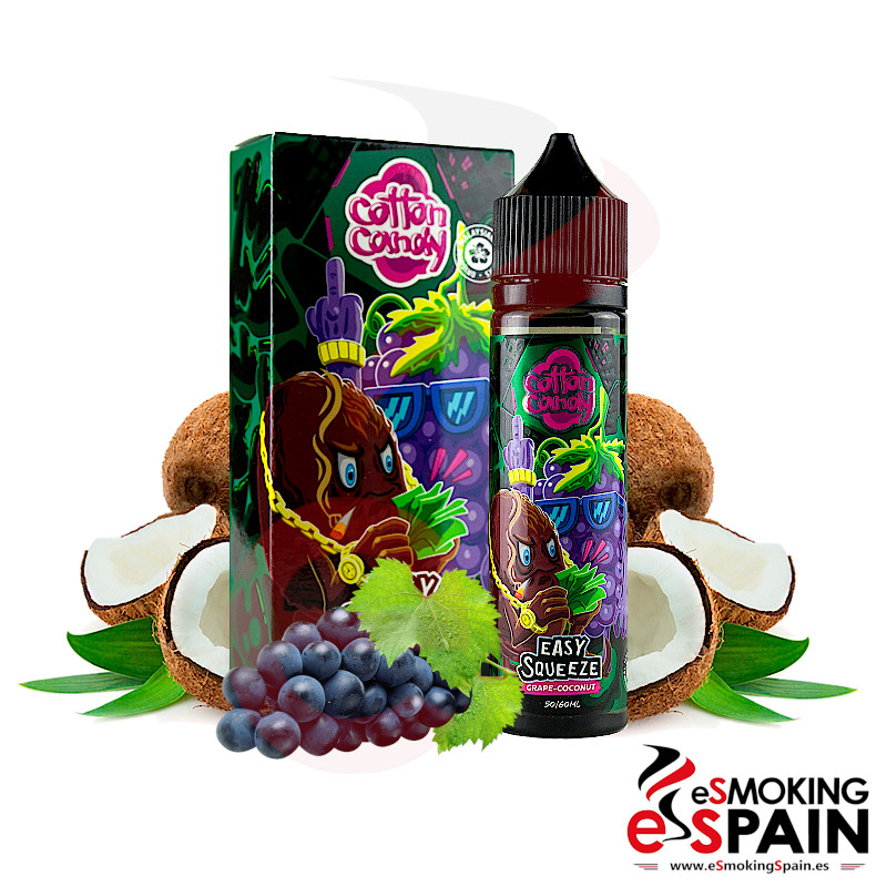 Easy Squeeze Grape Coconut 50ml 0mg