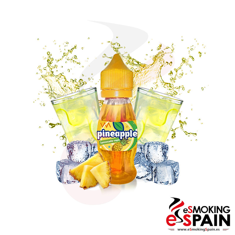 Vape Lemonade Pineapple 50ml 0mg