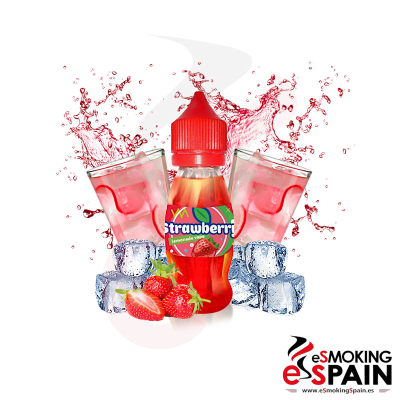 Vape Lemonade Strawberry 50ml 0mg