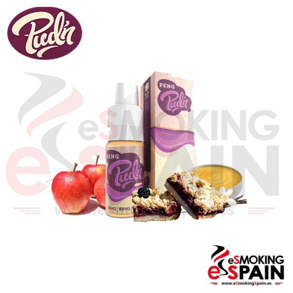 Liquido Pud'n Peng (Apple & Blackberry) 10ml