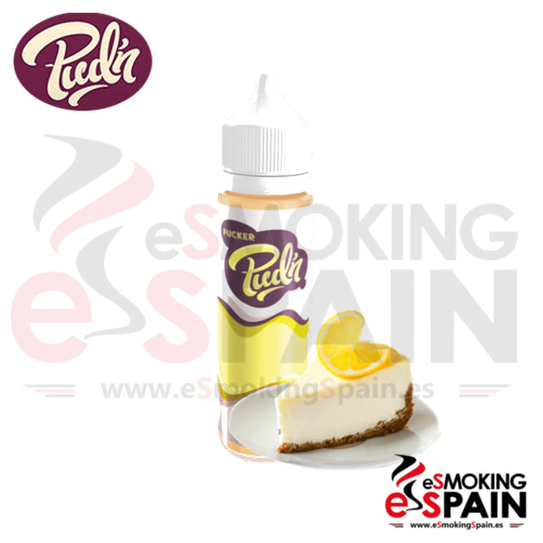 Liquido Pud'n Pucker 50ml 0mg