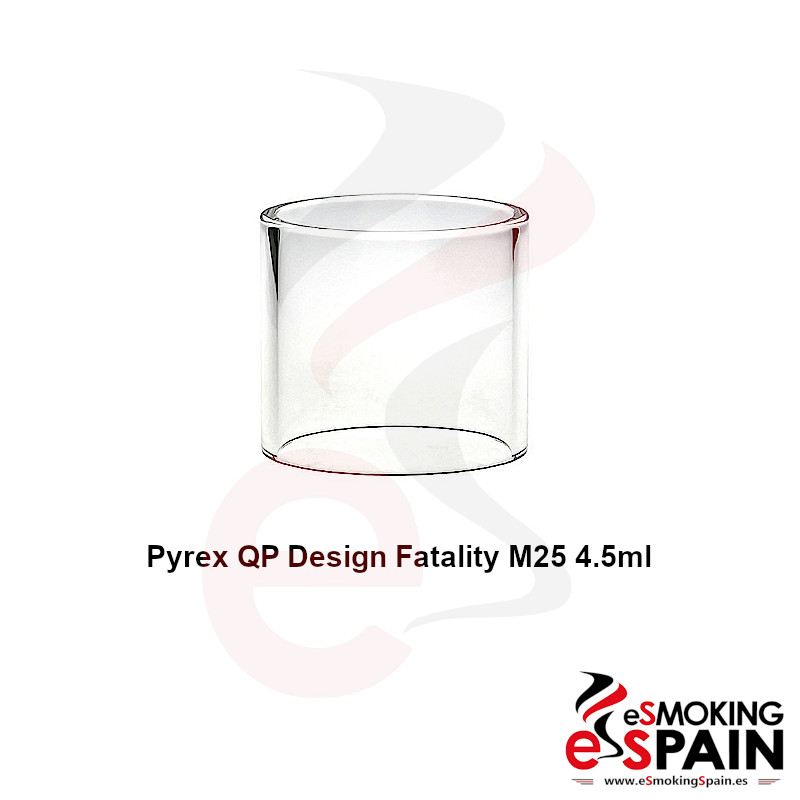 "Pyrex QP Design Fatality M25 4.5ml <img src=""includes/languages/english/images/buttons/icon_newarrival.gif"" border=""0"" alt=""New : Pyrex QP Design Fatality M25 4.5ml"" title="" New : Pyrex QP Design Fatality M25 4.5ml "">"