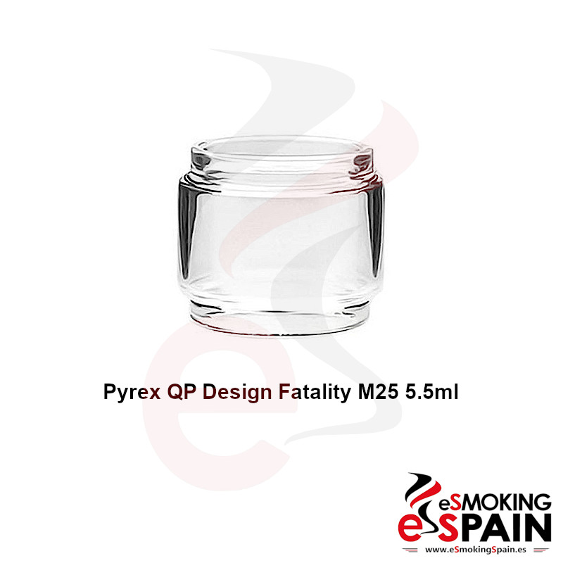 "Pyrex QP Design Fatality M25 5.5ml <img src=""includes/languages/english/images/buttons/icon_newarrival.gif"" border=""0"" alt=""New : Pyrex QP Design Fatality M25 5.5ml"" title="" New : Pyrex QP Design Fatality M25 5.5ml "">"