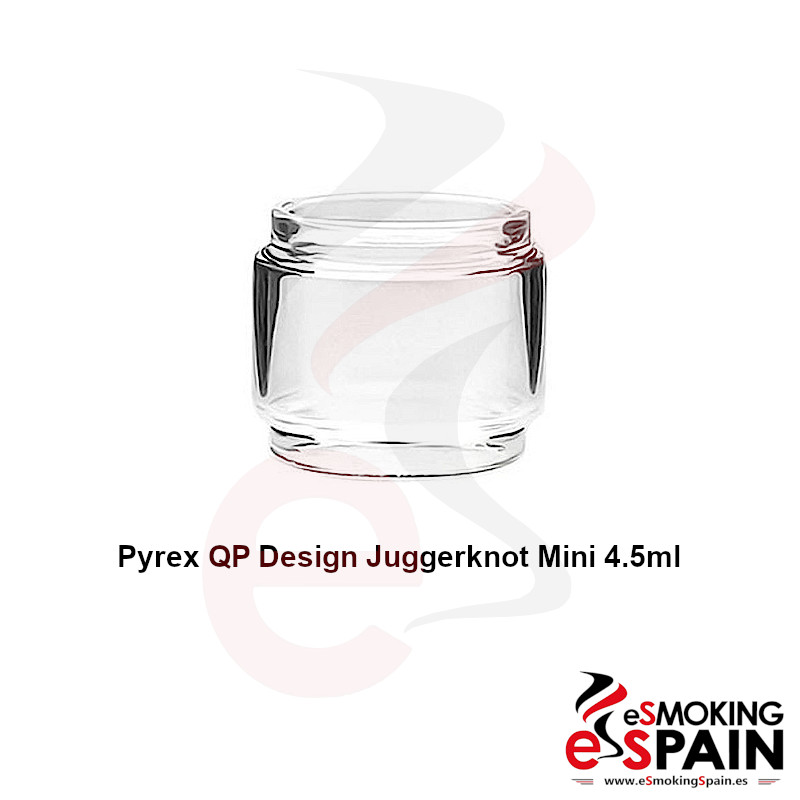 "Pyrex QP Design Juggerknot Mini 4.5ml <img src=""includes/languages/english/images/buttons/icon_newarrival.gif"" border=""0"" alt=""New : Pyrex QP Design Juggerknot Mini 4.5ml"" title="" New : Pyrex QP Design Juggerknot Mini 4.5ml "">"