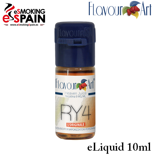Eliquid FlavourArt RY4 10ml (nºL38)