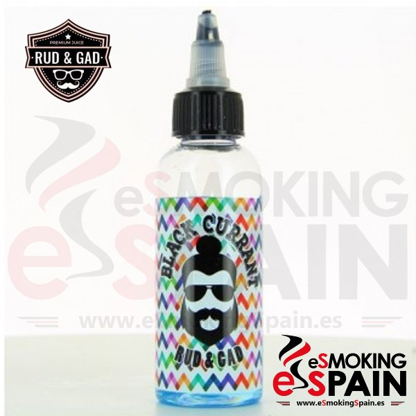 e-Liquido Rud & Gud Black Currant 50ml