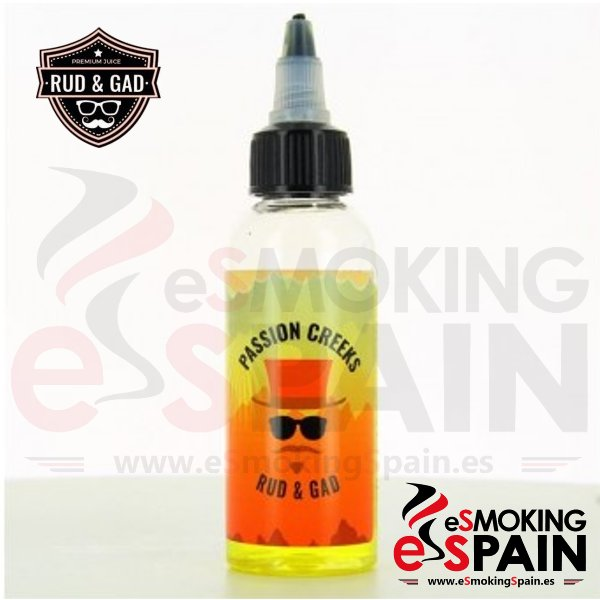 e-Liquid Rud & Gud Passion Creeks 50ml