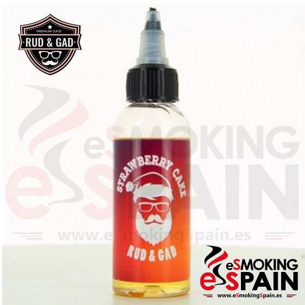 e-Liquido Rud & Gud Strawberry Cake 50ml