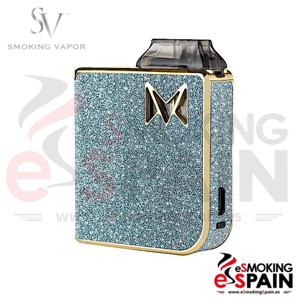 Smoking Vapor Mi Pod Stars Tiffany Blue Limited Edition