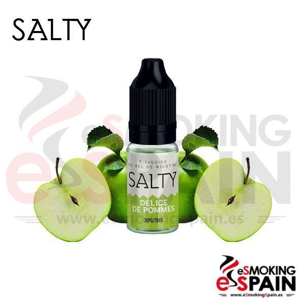 Liquido Salty Delice De Pommes 10ml 20mg