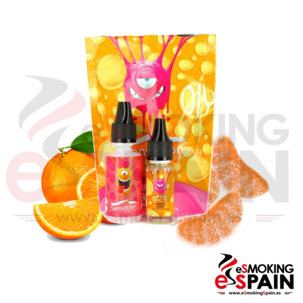 Aroma Sensation Malaysian 10ml - Orange Candy