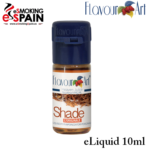 Eliquid FlavourArt SHADE 10ml (nºL39)