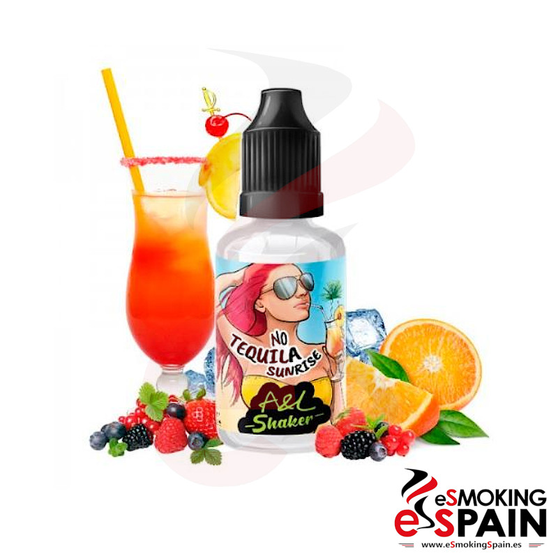 Aroma Shaker by A&L No Tequila Sunrise 30ml