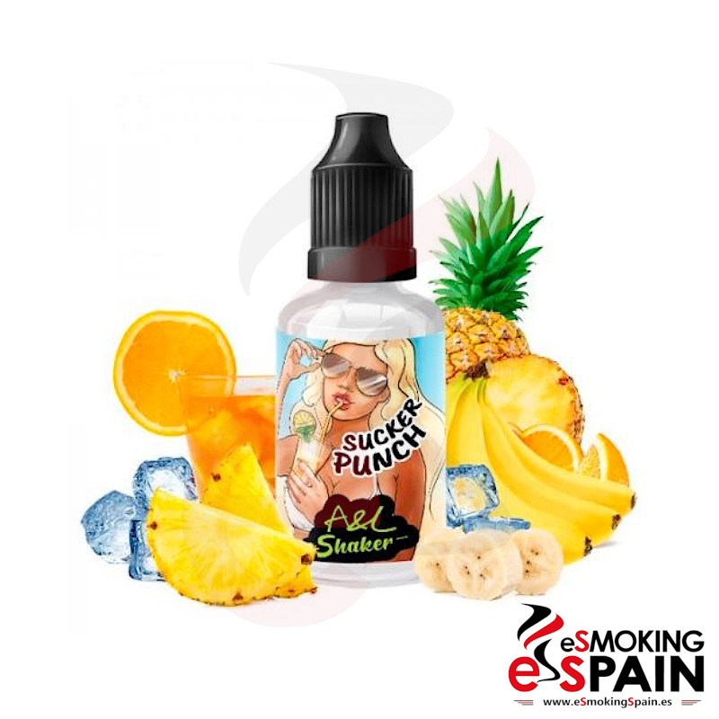 Aroma Shaker by A&L Shuker Punch 30ml