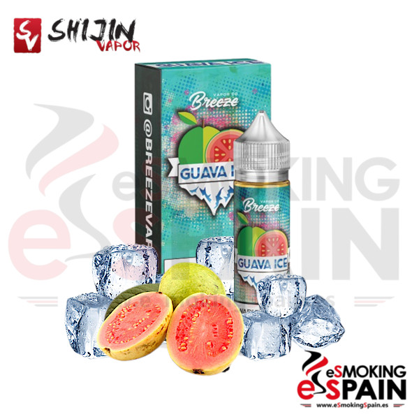 Shijin Vapor Breeze Vapor Guava Ice 50ml 0mg
