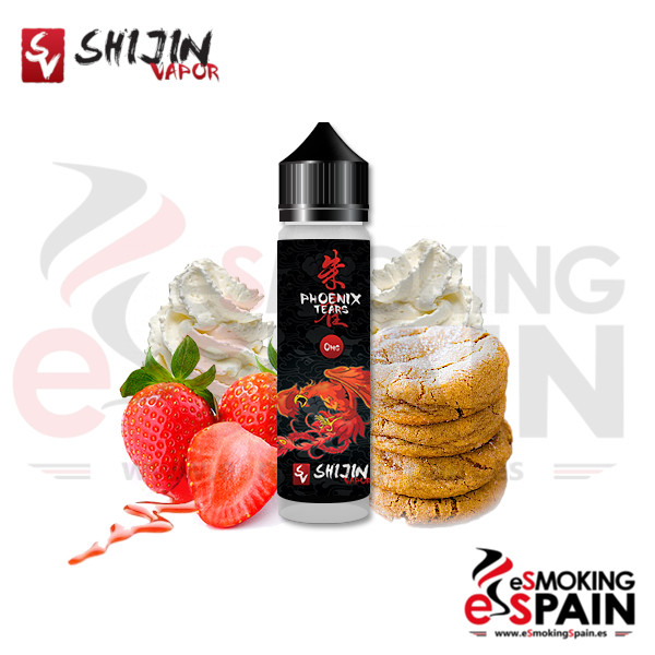 Shijin Vapor Phoenix Tears 50ml 0mg
